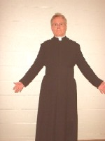 Picture of a cassock