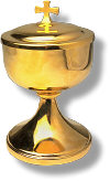 Picture of a ciborium
